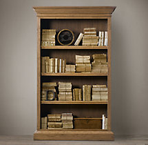 French Casement Bookcases