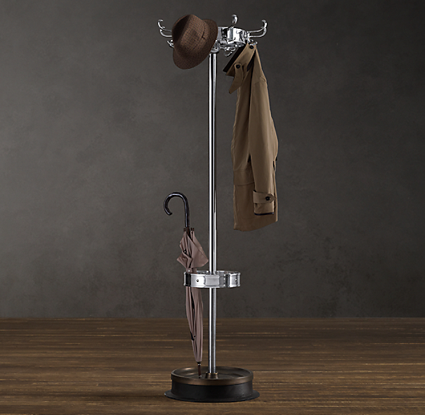 English Mac & Brolly Stand