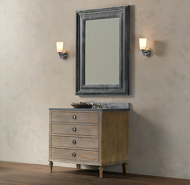 Maison Single Vanity Sink Base