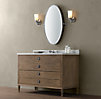 Maison Extra-Wide Single Vanity Sink Base