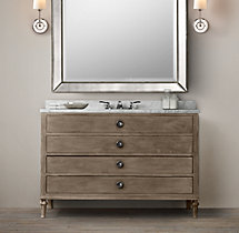 Maison Extra-Wide Single Vanity Sink