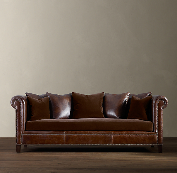Carlyle Leather Sofas