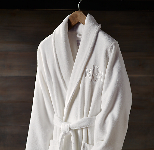 Hydro-Cotton Robe