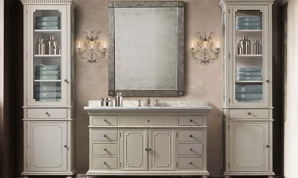 Decoration ideas bathroom ideas restoration hardware for Bathroom hardware ideas
