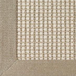 Belgian Looped Wool Sisal Rug