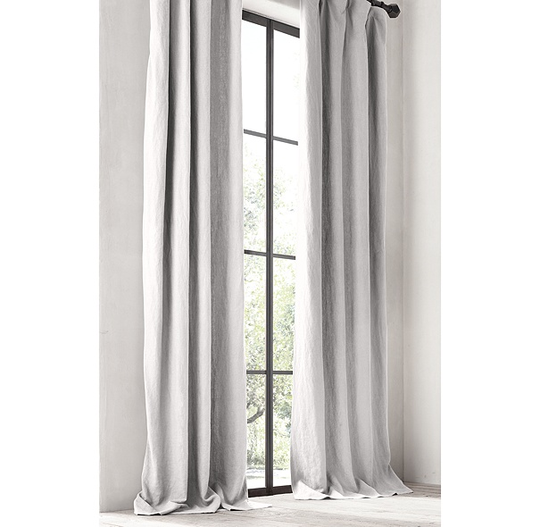 Passport To India Curtains Wayfair Source Washed Belgian Linen Dry
