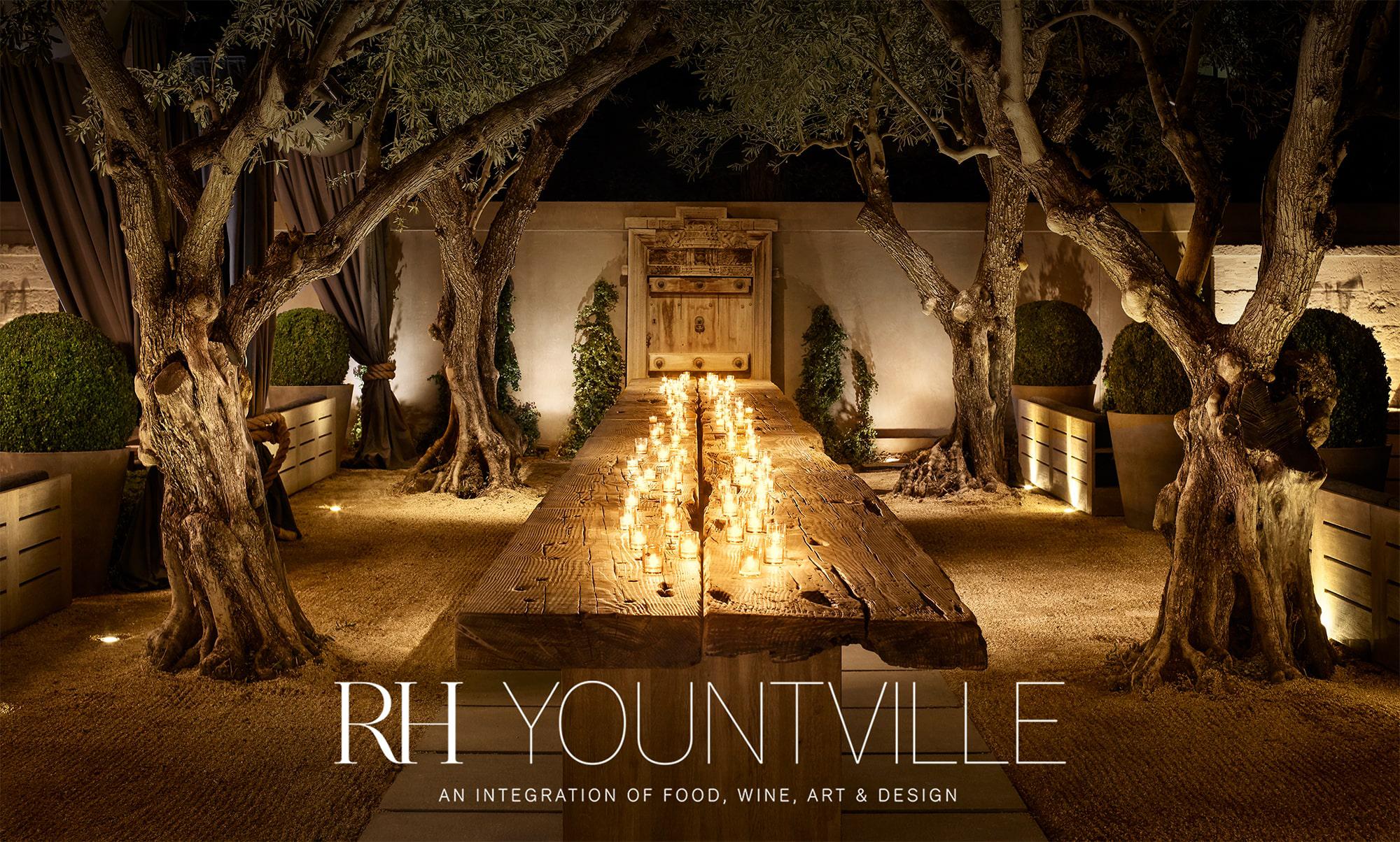 Yountville | RH