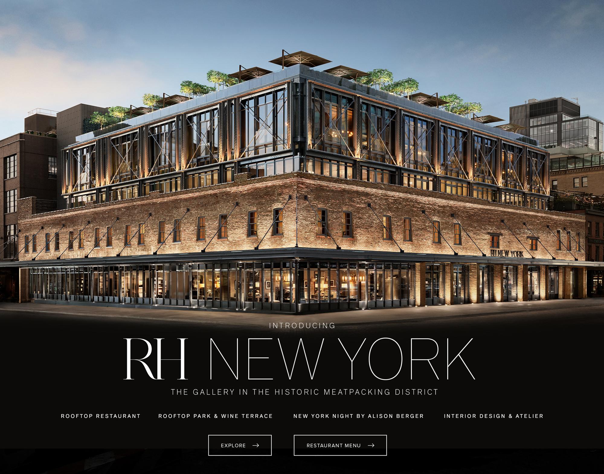 Rh Homepage