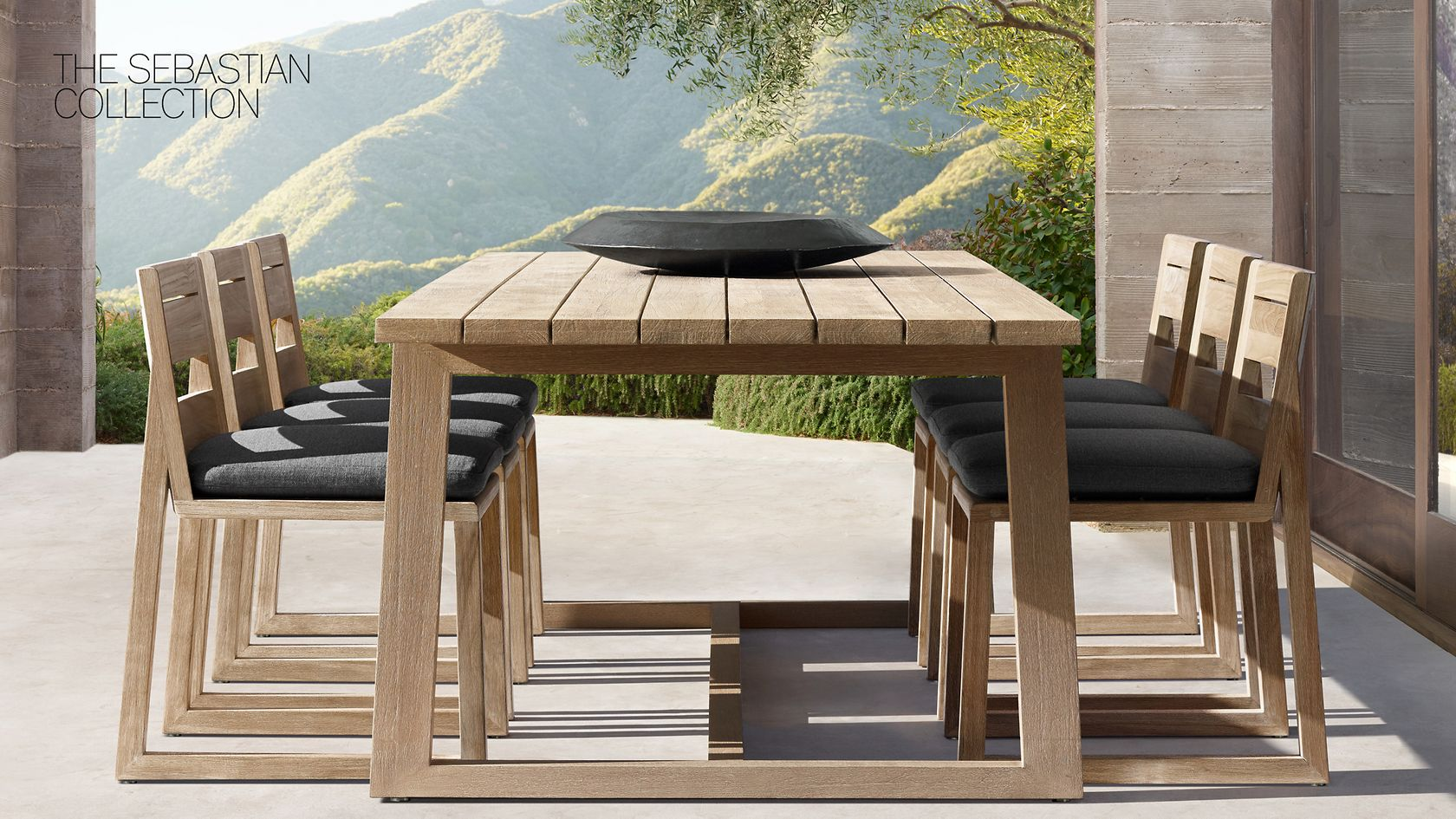 Rh modern shop our 2019 outdoor collections
