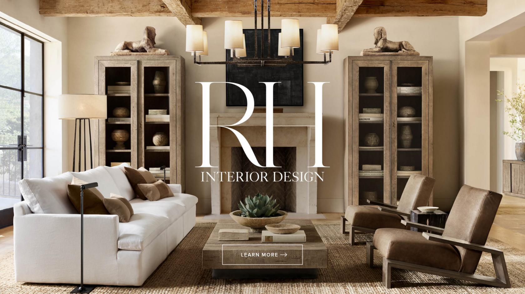 Schedule your interior design consultation