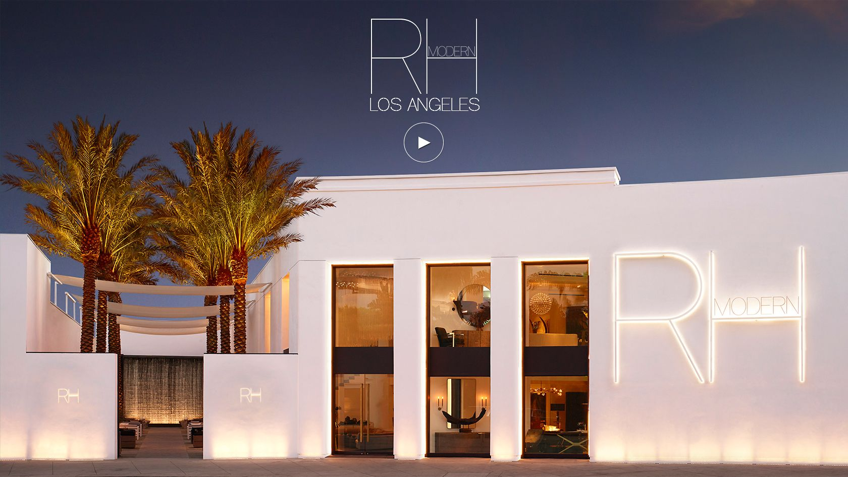 RH Modern - Los Angeles