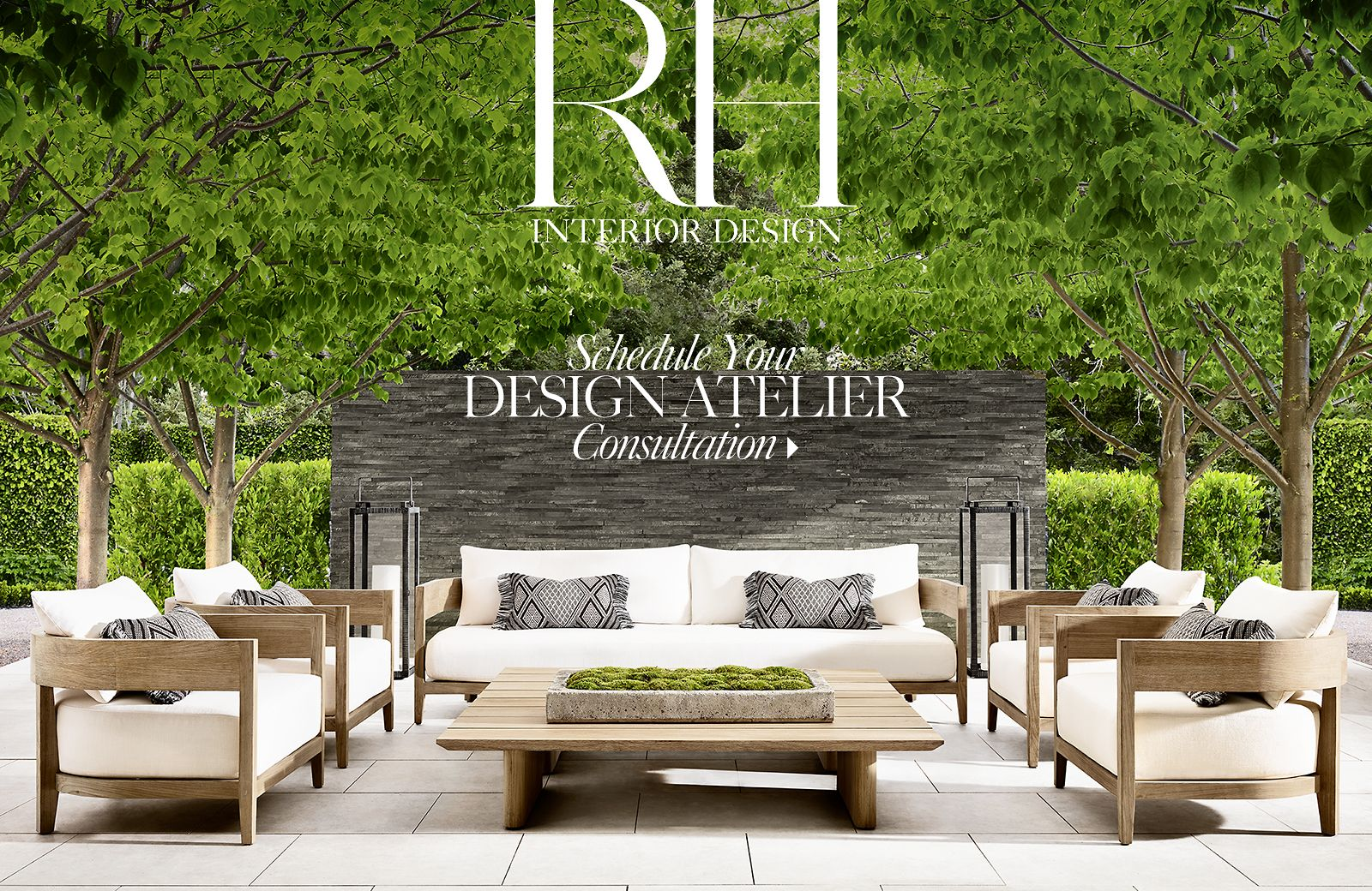 Rh homepage for Home design restoration