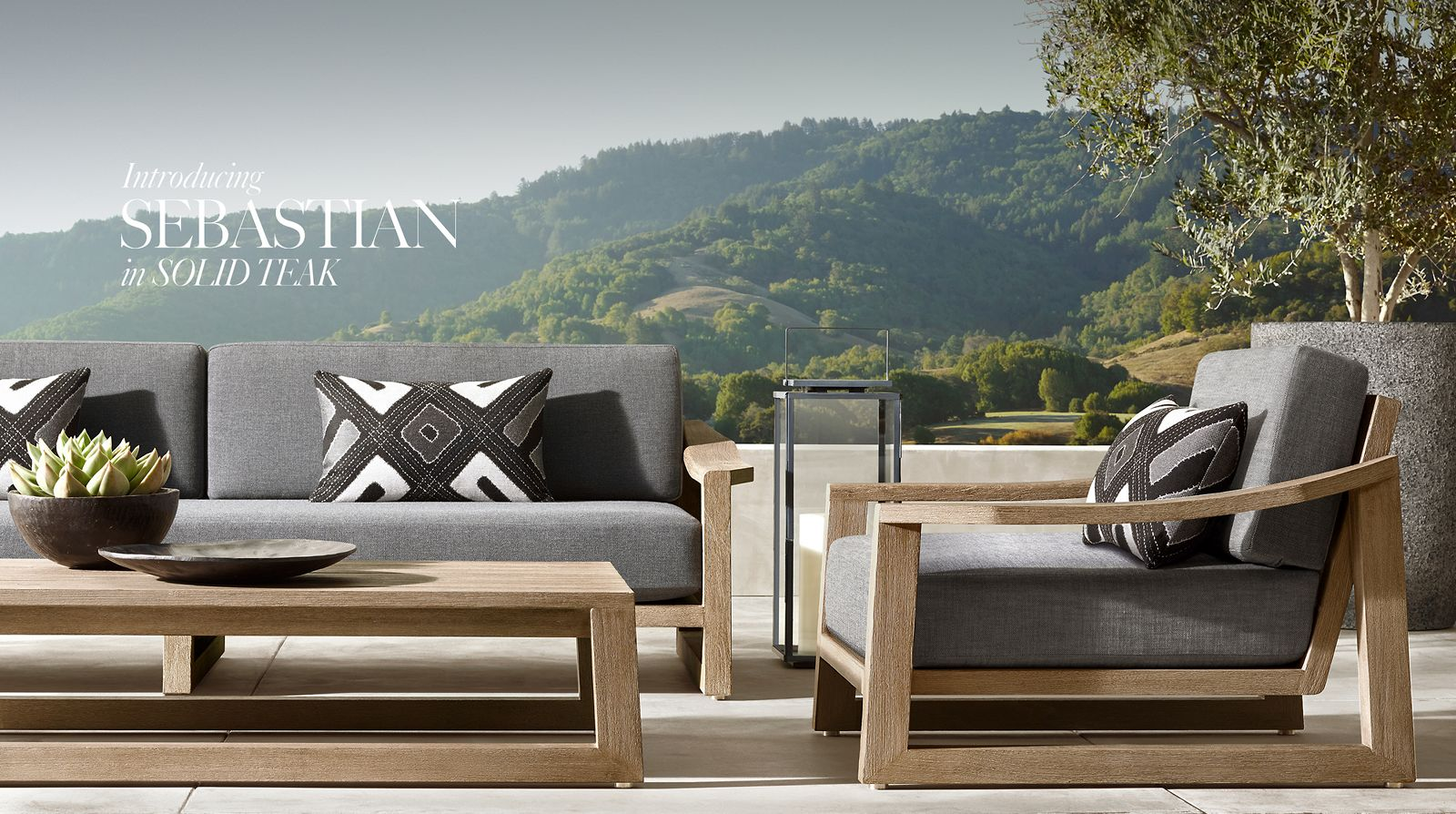 Explore rh outdoor collections · explore rh outdoor collections