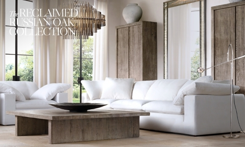 The Reclaimed Russian Oak Collection