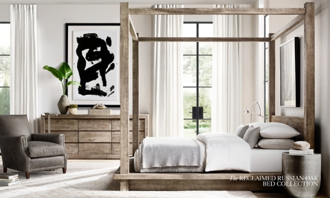 ... The Reclaimed Russian Oak Collection. Explore RH Design Galleries