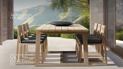 ... Explore RH Outdoor Collections