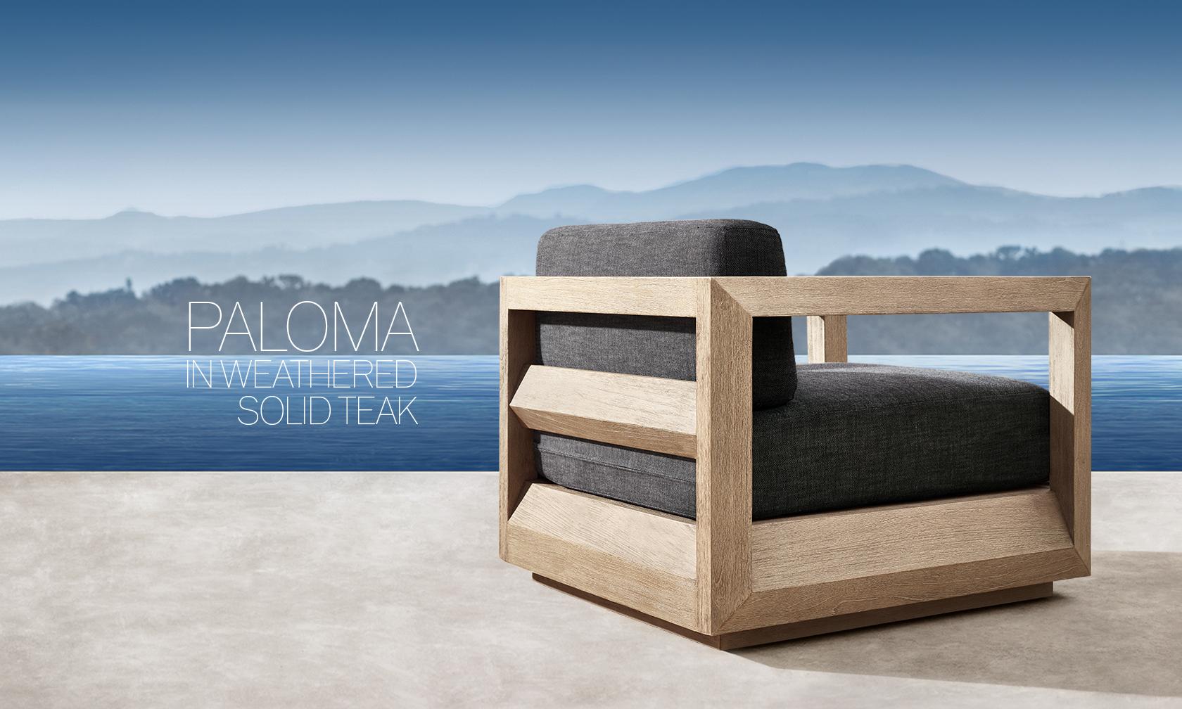 Designer Outdoor Möbel rh modern homepage