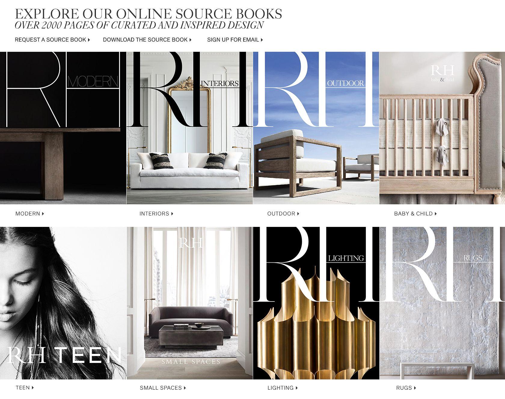 RH Annual Source Books