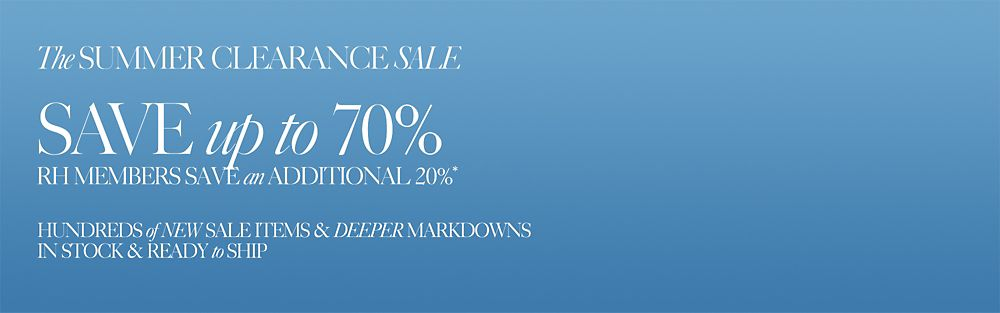 Clear the Decks Sale. Save up to 70%.