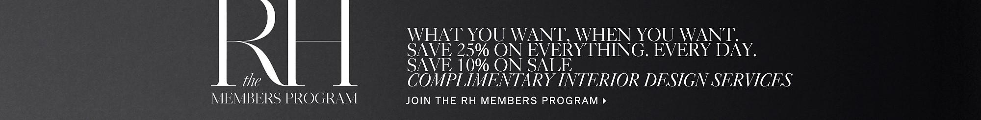 RH Members Program