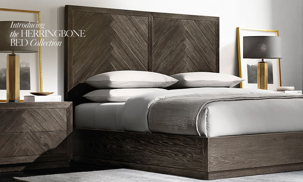 Bed Furniture Collections Rh