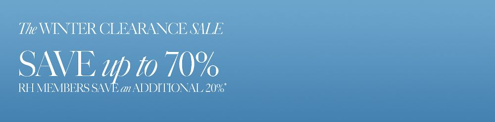 The Fall Clearance Sale. Save up to 70%.