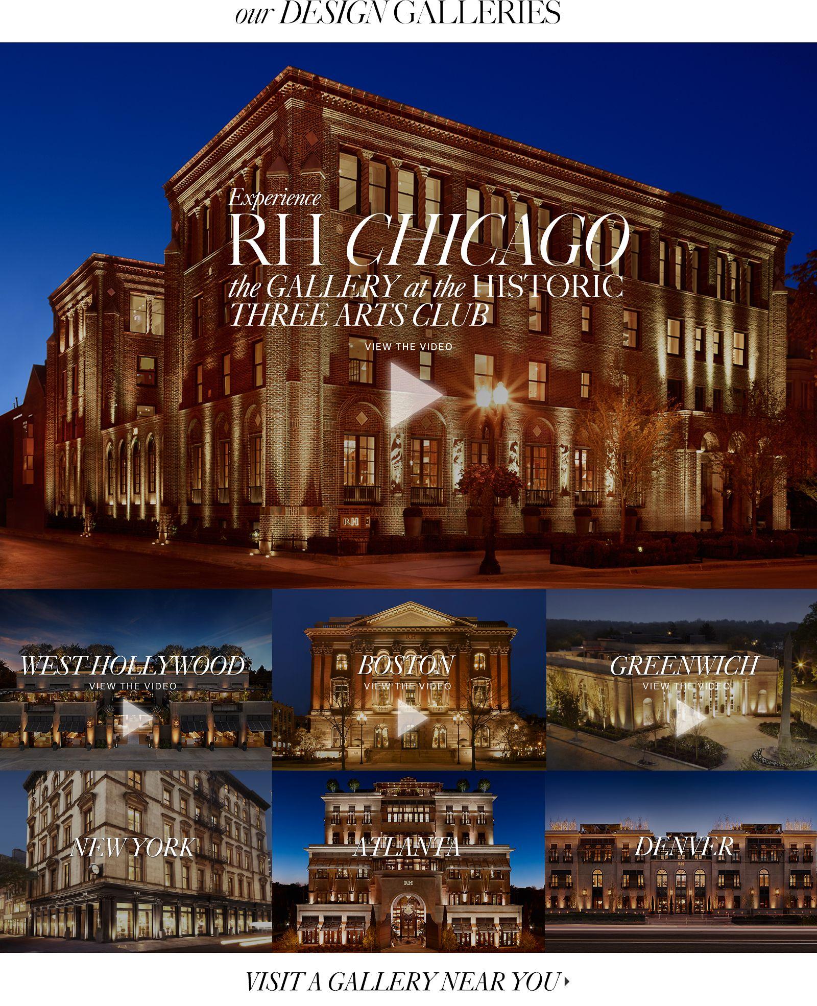 RH Galleries