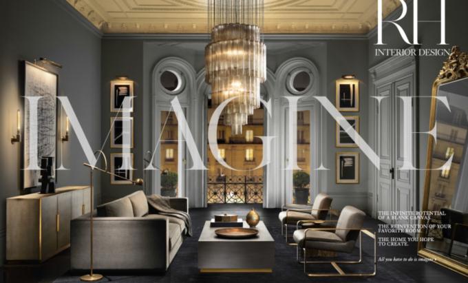 RH Interior Design RH