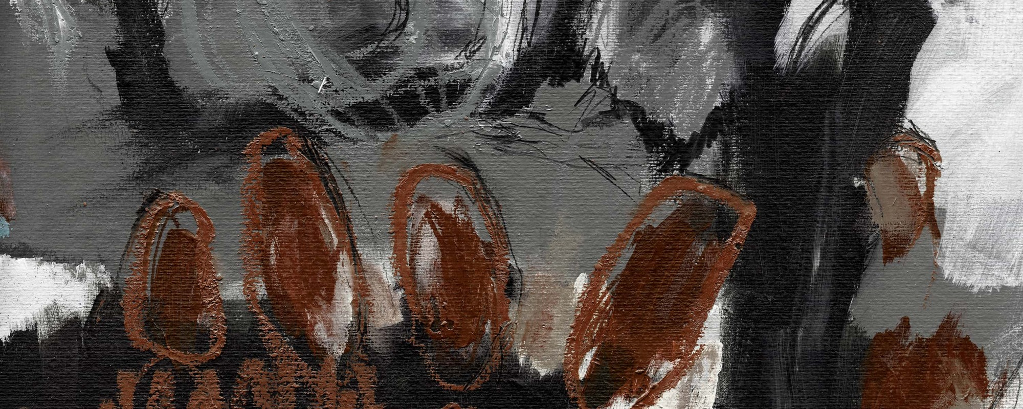 Expressionism beauty banner