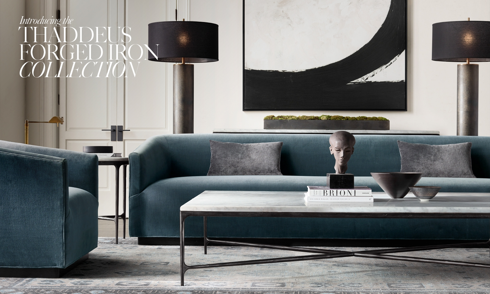 Interior Design Furniture Rh Homepage