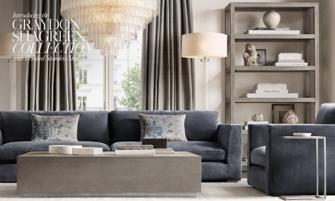 introducing the graydon shagreen collection