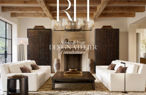 Schedule Your RH Interior Design Consultation.