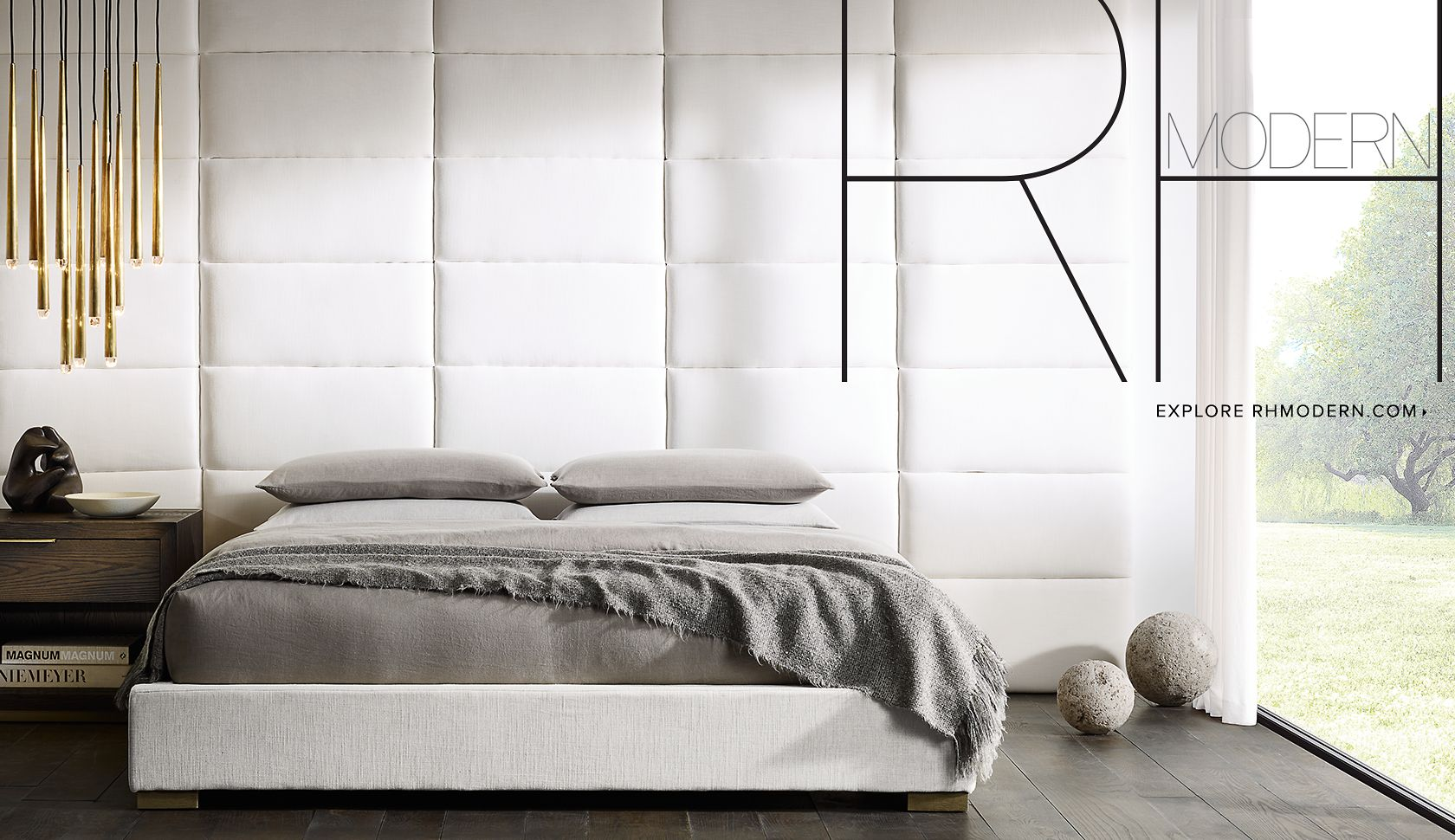 Rh Modern Pillows : RH Homepage