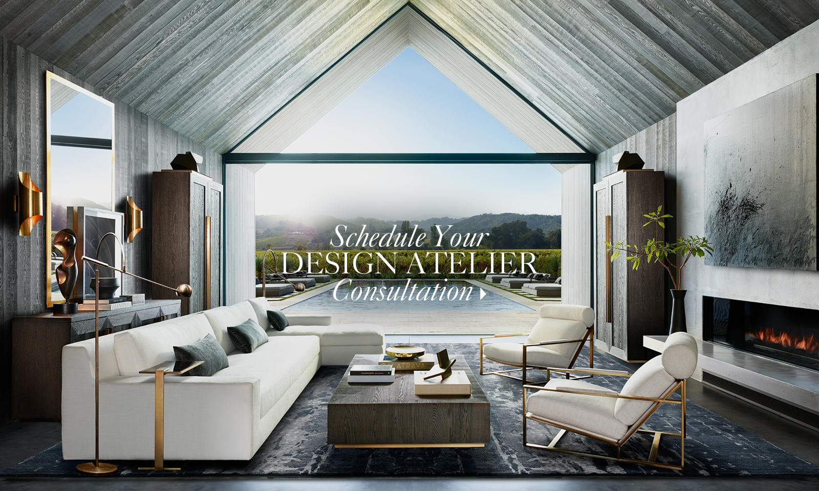 rh homepage imagine yourself here schedule your rh interior design consultation