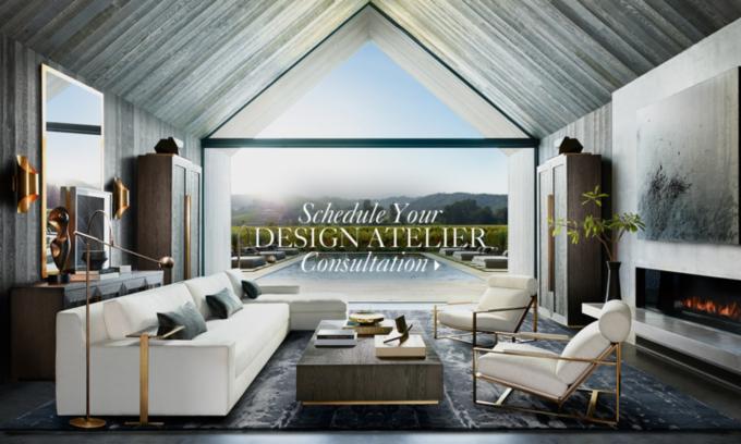 Schedule Your RH Interior Design Consultation.
