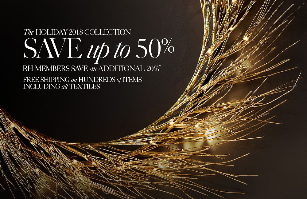 Shop Holiday Sale. Save up to 50%.
