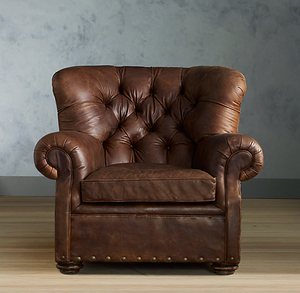 Buster Leather Chair