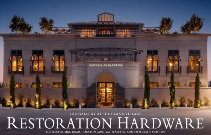 RESTORATION HARDWARE, INC. 401k Plans