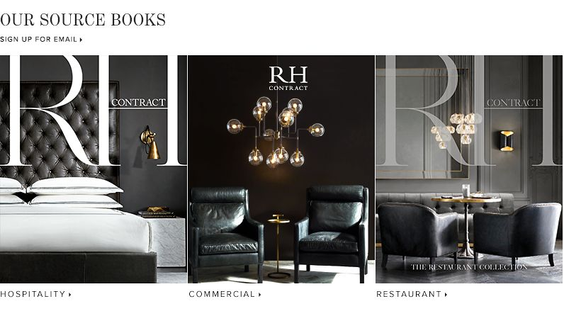 RH Contract - Our Source Books