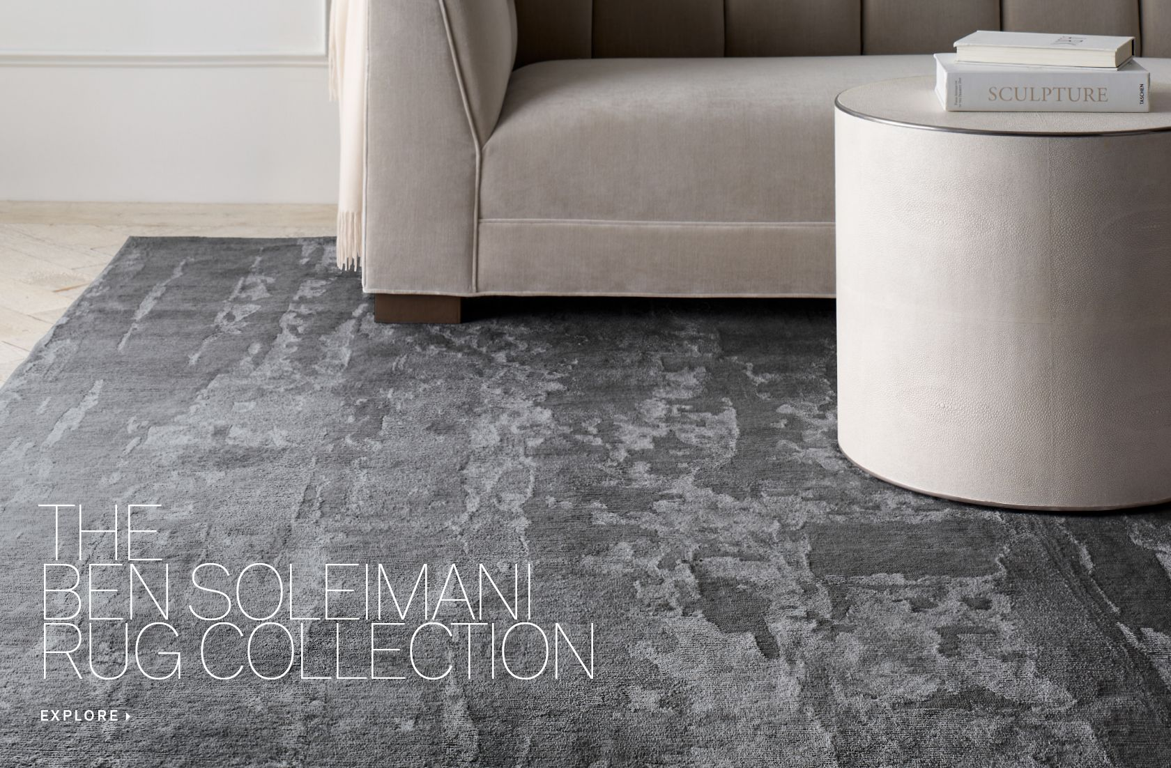 Explore the Ben Soleimani Rug Collection