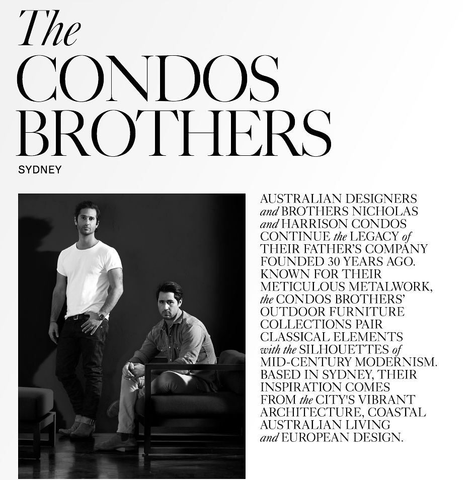 The Condos Brothers