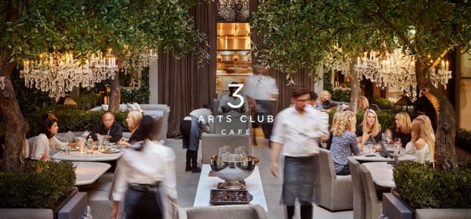 3 Arts Club Cafe