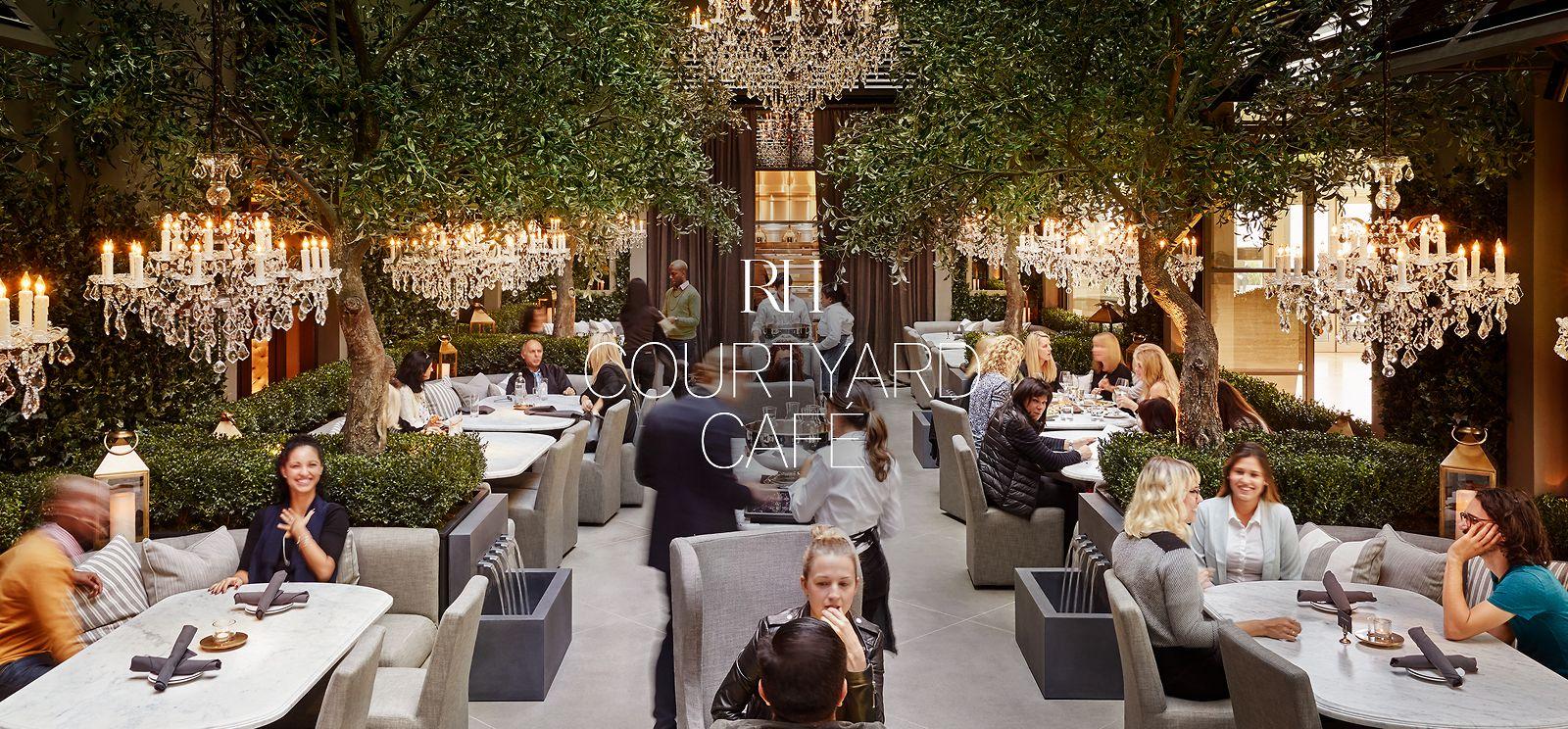 Rh Couryard Cafe