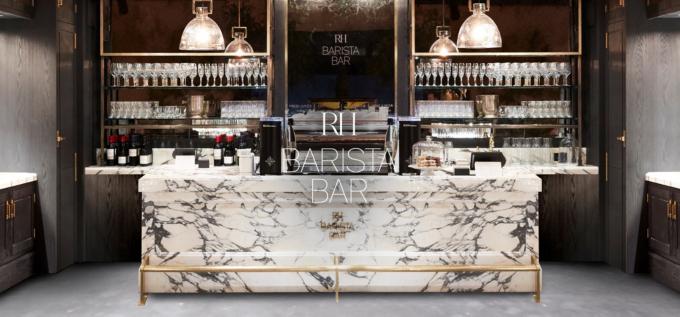 Merveilleux Pantry U0026 Barista Bar