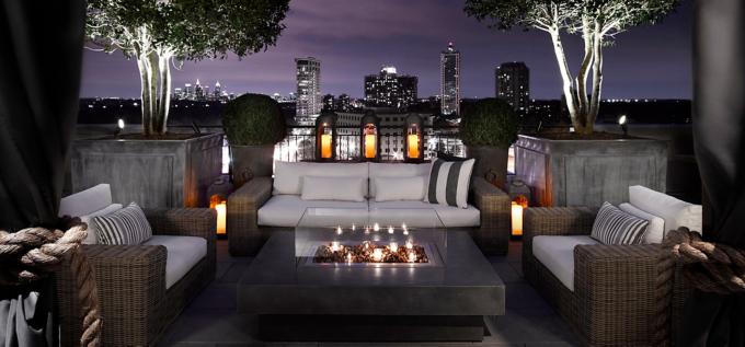Charmant Rooftop Garden
