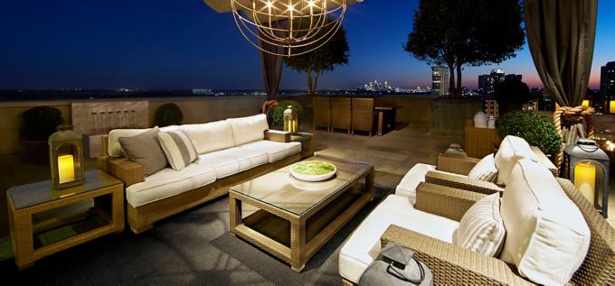 Superieur Rooftop Garden