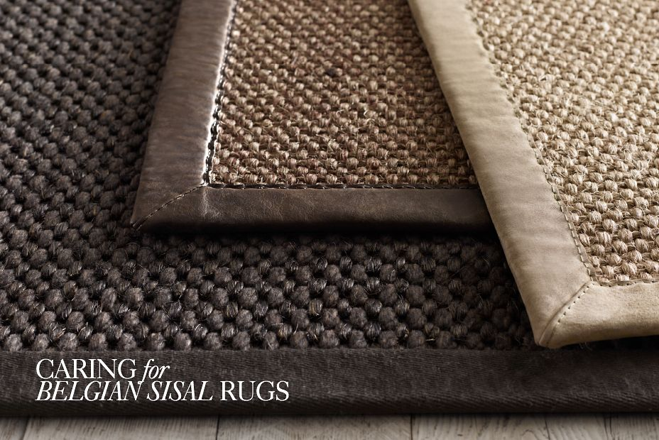Caring for Belgian Sisal
