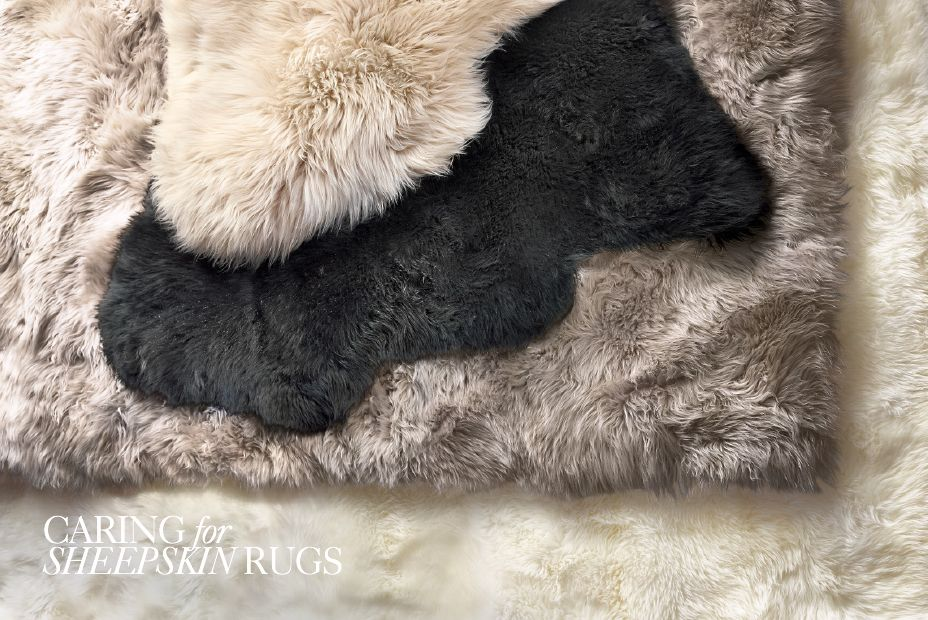 Caring for Sheepskin