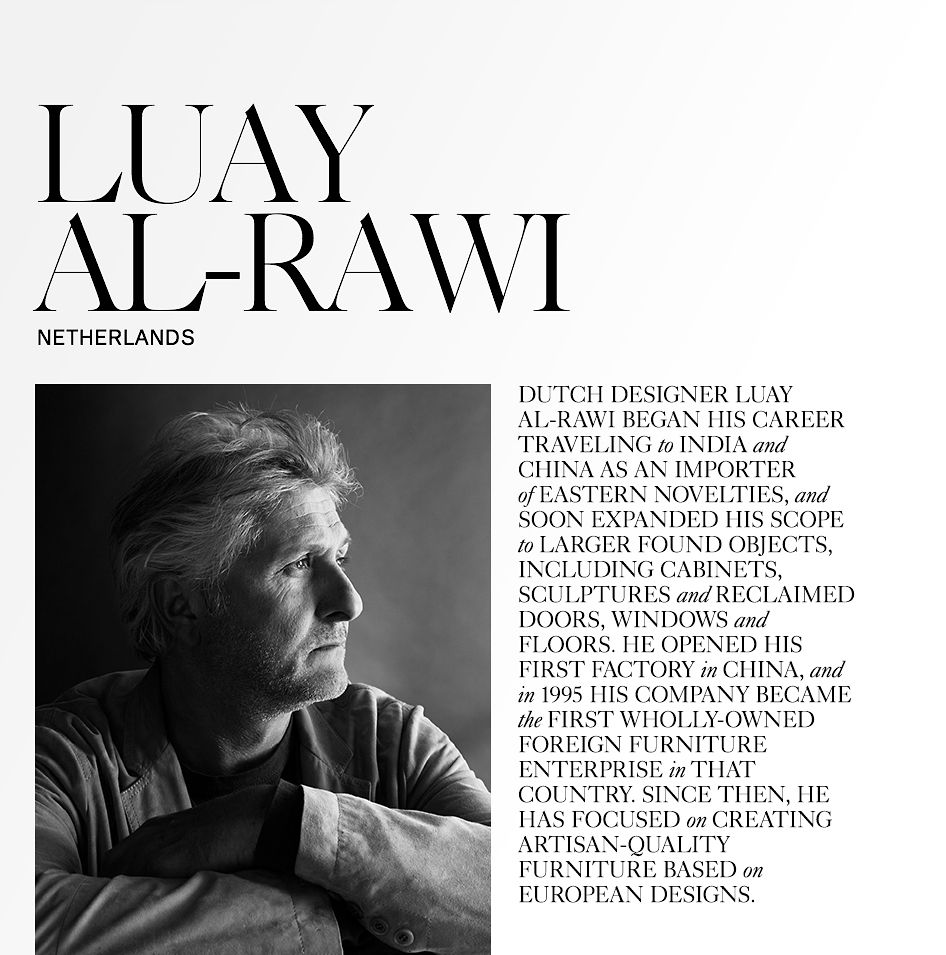 Luay Al Rawi Rh