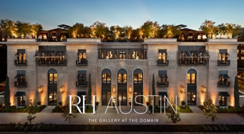 RH Austin   The Gallery At The Domain